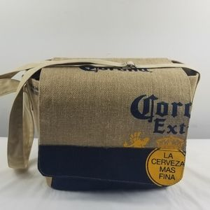 Corona beer promotional bag